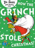 Dr Seuss. How Grinch Stole Christmas  (PB)