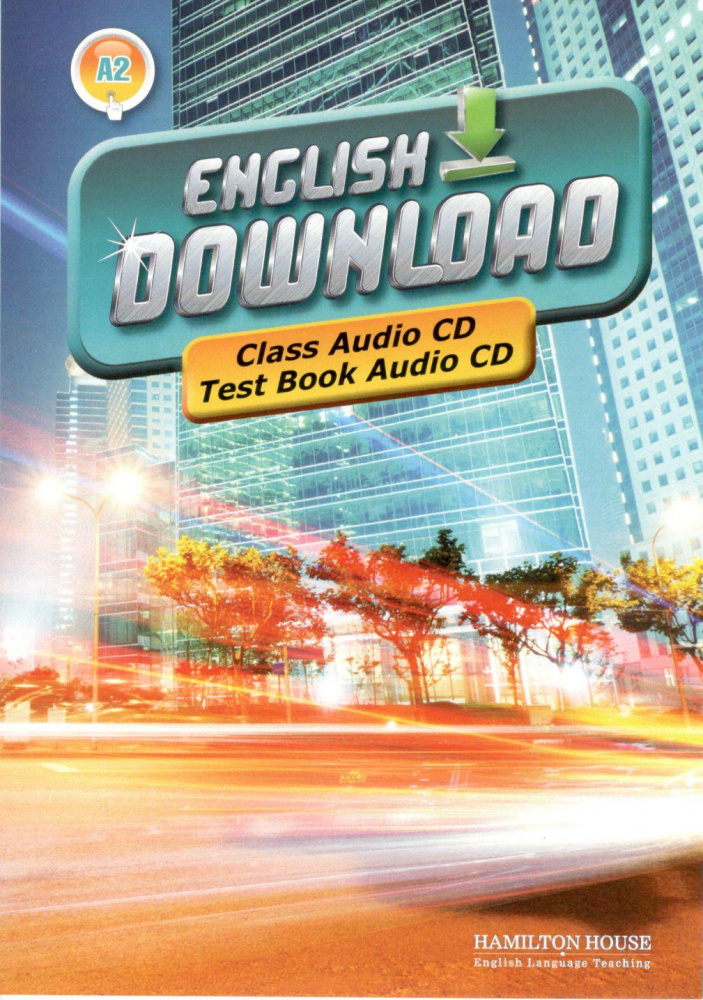 English Download [A2]:  Class Audio CDs