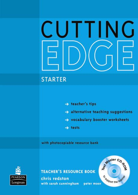Cutting Edge Starter Teacher's Book with Test Master CD-ROM