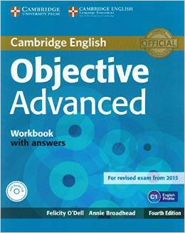 Objective Advanced 4th Edition (for revised exam 2015) Workbook with Answers with Audio CD