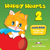 Happy Hearts 2 multi-ROM (Songs CD / DVD Video PAL)