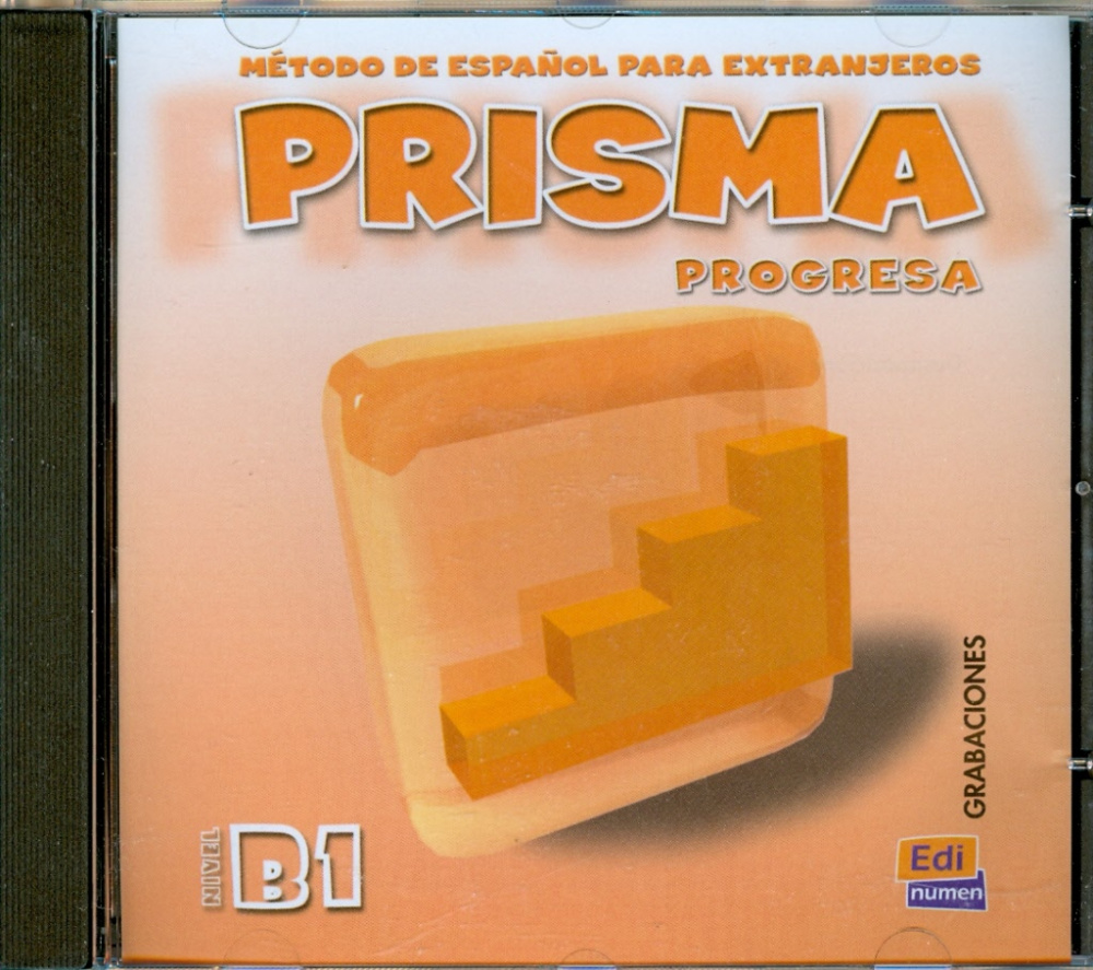 Prisma B1 - Progresa - CD de audiciones