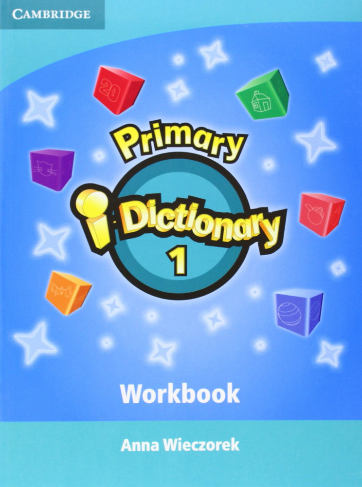 Primary i-Dictionary 1 Starters Workbook + CD-Rom Pack