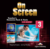 On Screen 3 Teacher's Resource Pack and Tests CD-Rom