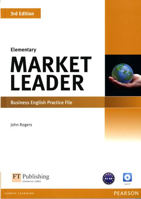 Market Leader 3rd Edition Elementary Practice File and Practice File CD Pack