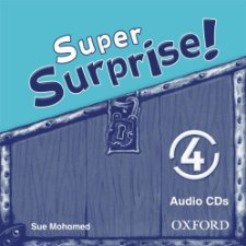 Super Surprise! 4 Class CD
