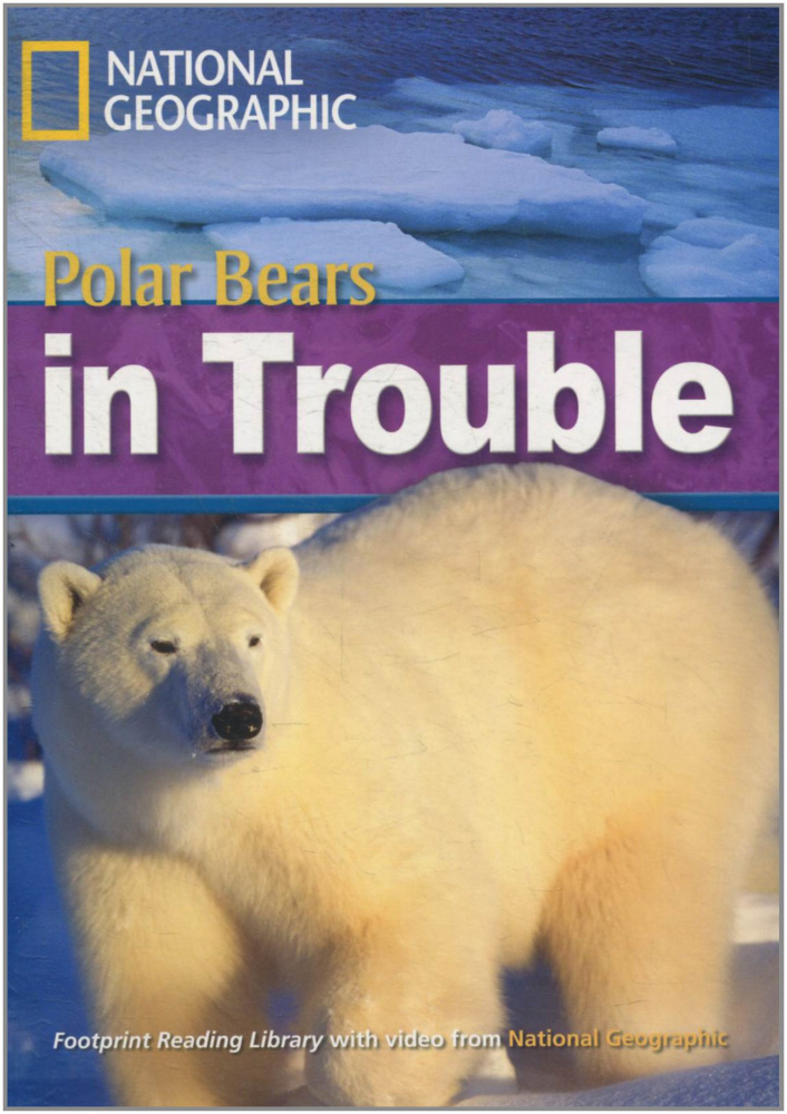 Fotoprint Reading Library B2 Polar Bears in Trouble with CD-ROM