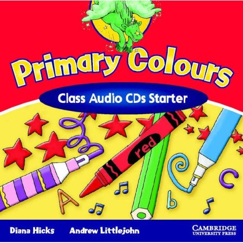 Primary Colours Starter Class Audio CDs (2) (Лицензия)