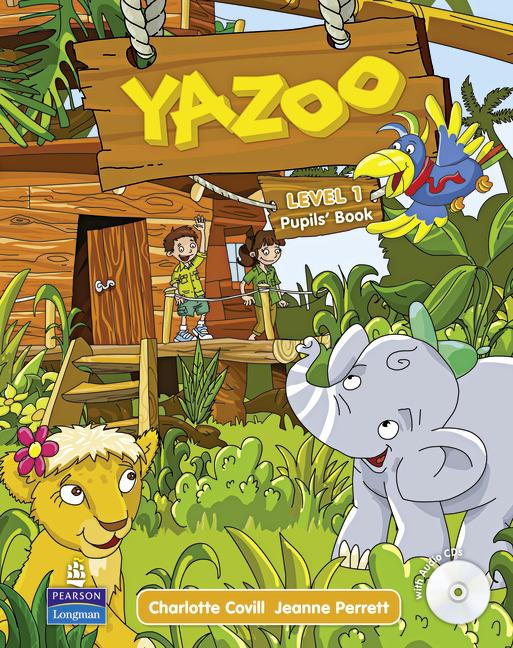 Yazoo 1 Pupils' Book (with audio)