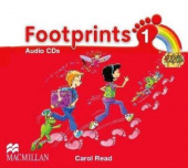 Footprints 1 Audio CD(3)