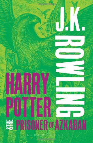 Harry Potter and the Prisoner of Azkaban (Book 3) - Adult Cover