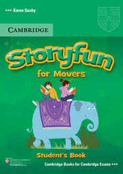 Storyfun for Starters, Movers, Flyers - Movers Student's Book