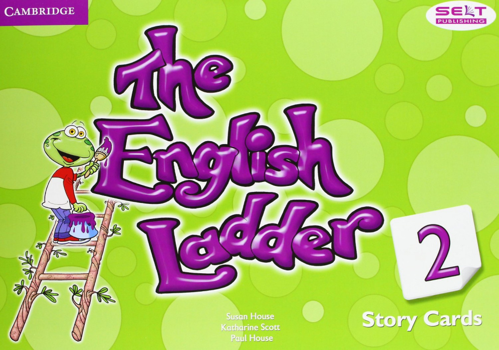 The English Ladder 2 Story Cards (Pack of 69)