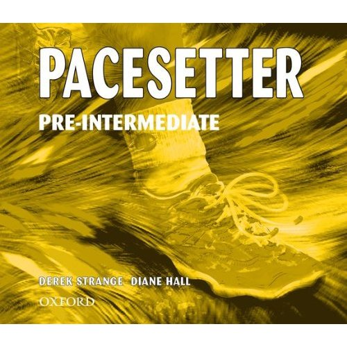 Pacesetter Pre-Intermediate Audio CDs (3)