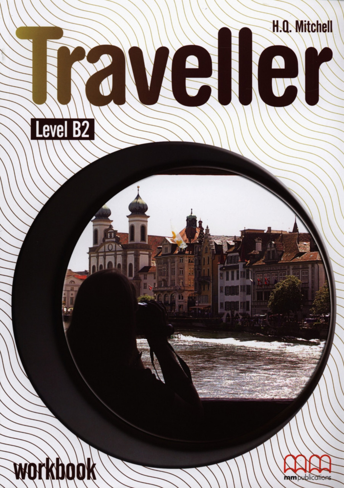 Traveller B2 Workbook