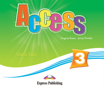 Access 3 Class Audio CDs