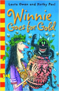 Winnie Goes for Gold (Paperback)