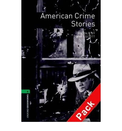 OBL 6: American Crime Stories Audio CD Pack