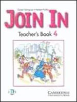 Join In 4 Teacher's Book