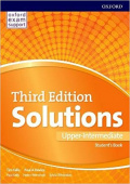 Solutions Third Edition Upper-Intermediate Student's Book and Online Practice Pack