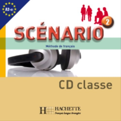 Scenario 2 - CD audio classe (x2) (Лицензия)