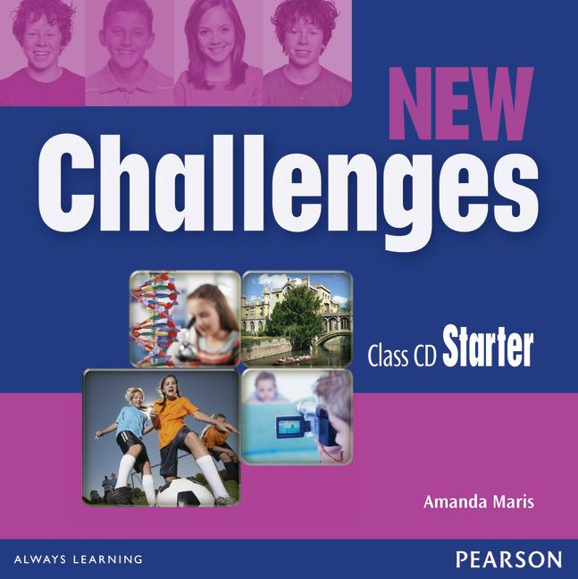 New Challenges Starter  Class Audio CD (Лицензия)