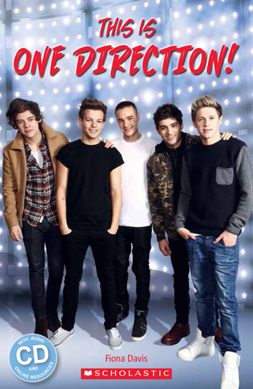 Level 1: This is One Direction! + Audio CD