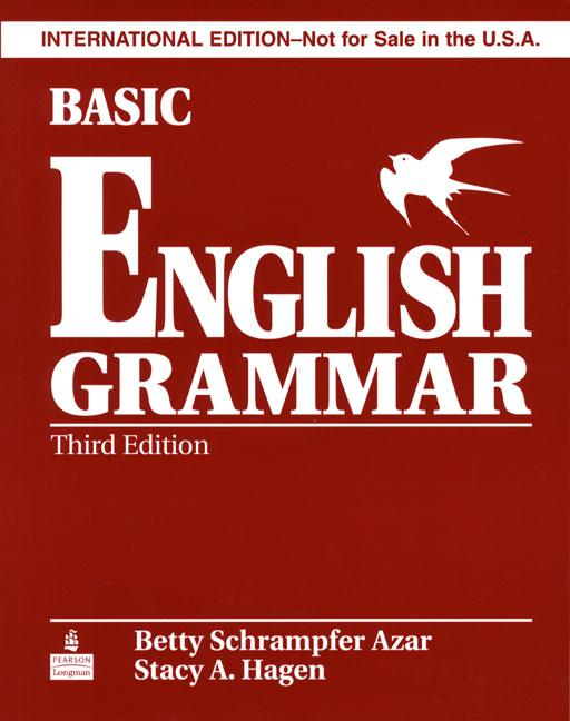 Basic English Grammar 3rd Edition (Azar Grammar Series) Student Book (without Key) and Audio CD