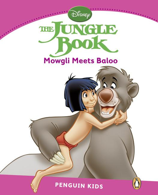 Penguin Kids Disney 2 The Jungle Book