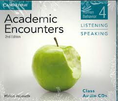 Academic Encounters 2nd Edition Level 4: Human Behavior - Listening and Speaking Class Audio CDs (3)