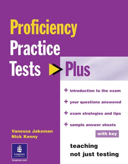 Proficiency Practice Test Plus With Key