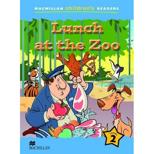 Macmillan Children's Readers Level 2 - Lunch at the Zoo