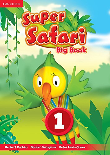 Super Safari 1 Big Book
