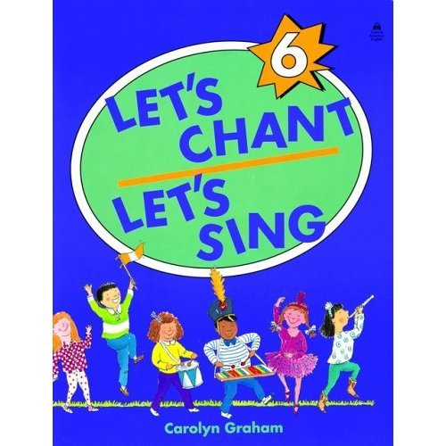 Let's Chant, Let's Sing 6 Student Book