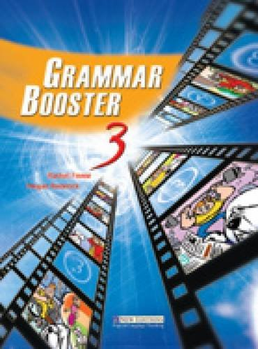 Grammar Booster 3 Student's Book with CD-ROM
