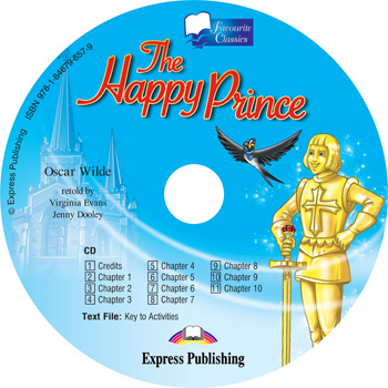 Favourite Classic Readers Level 2 The Happy Prince Audio CD