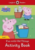Ladybird: Peppa Pig: Fun with Old Things Activity Book