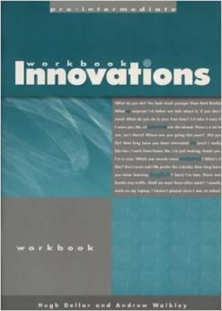 Innovations Pre-Intermediate Workbook with key