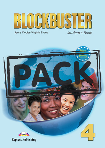 Blockbuster 4 Student's Book (+ Student's Audio CD)