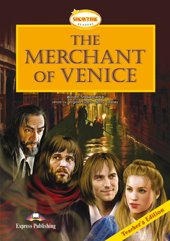 Showtime Readers Level 5 The Merchant of Venice Teacher's Edition