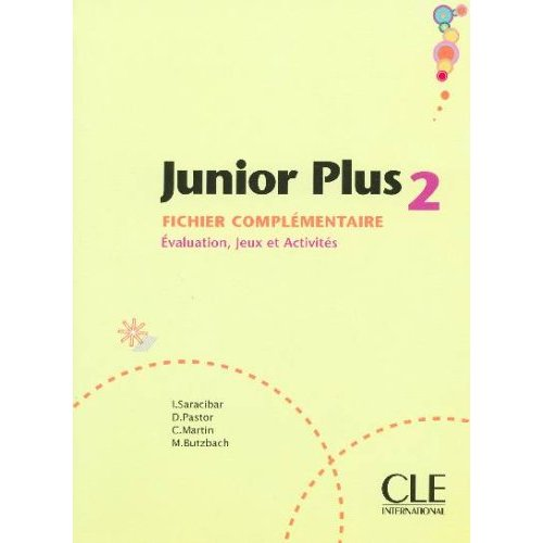 Junior Plus 2 - Fichier complementaire