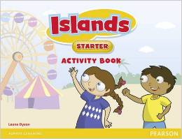 Islands Starter Activity Book plus Pin Code