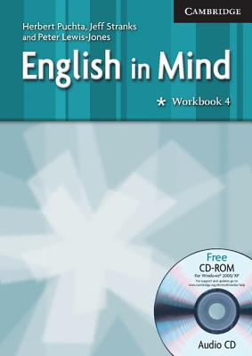English in Mind 4 Workbook with Audio CD/CD ROM