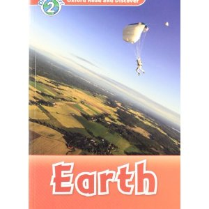 Oxford Read and Discover Level 2 Earth Audio  Pack