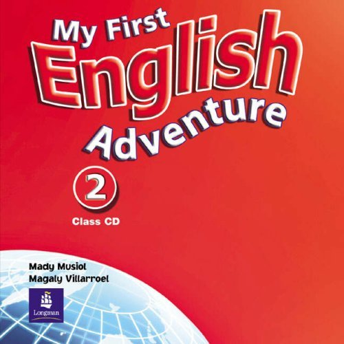 My First English Adventure 2 Class CD
