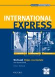 International Express, Interactive Editions Upper-Intermediate Workbook + Student's CD
