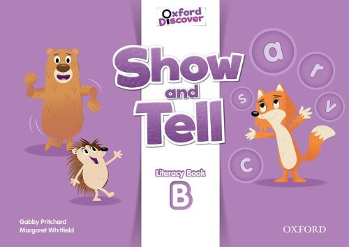Show and Tell Level 3 Literacy Book