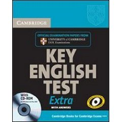 Cambridge Key English Test Extra Student's Book with Answers and CD-ROM