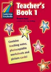 Cambridge Storybooks Level 1 Teacher's Book