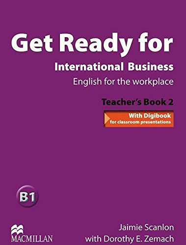 Get Ready for International Business Level 2 Teacher's Book